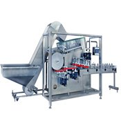 automatic sharbat filling machine exporter
