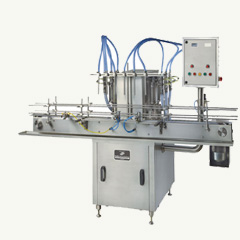 Bottles Liquid Filling Machine India