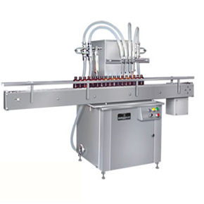 Bottles Liquid Filling Machine Supplier