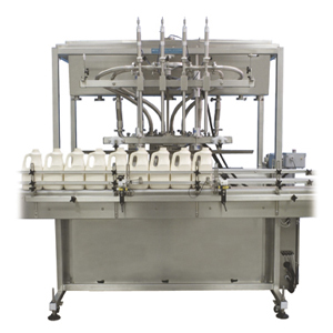 Bottles Liquid Filling Machine Ahmedabad
