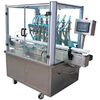 liquid filling machine ahemdabad