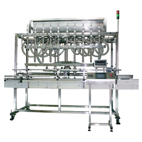 Monoblock volumetric liquid filling machine Manufacturer