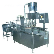 Monoblock volumetric liquid filling machine Exporter, Supplier in India