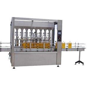 oil filling machine exporter