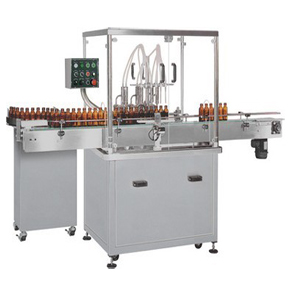 semi automatic volumetric liquid filling machine Manufacturer