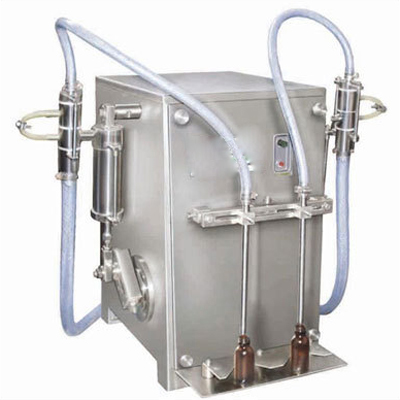 semi automatic volumetric liquid filling machine Exporter in India