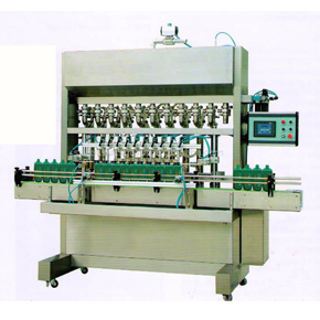 shampoo filling machine exporter