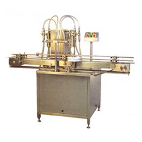 Automatic 2  Head Digital Liquid Filling Machine, Automatic 2 Head Electronic Liquid Filling Machine